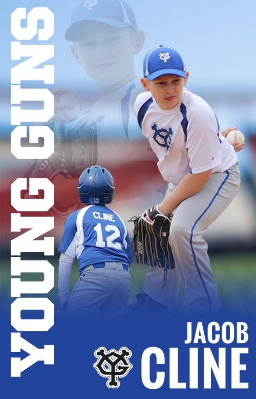 custom sports baseball poster
