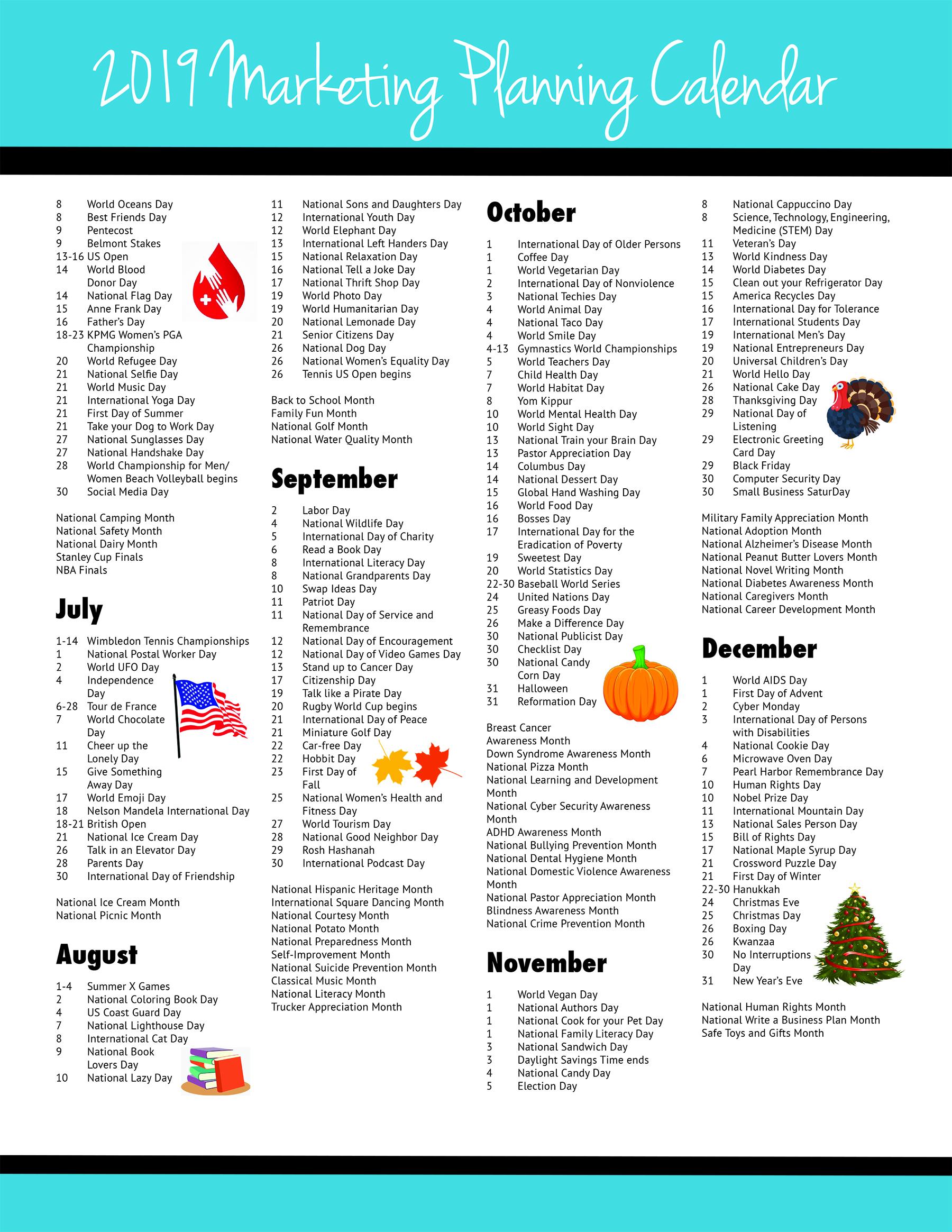 Google Monthly Calendar : Marketing planning calendar rebecca vandenberg web